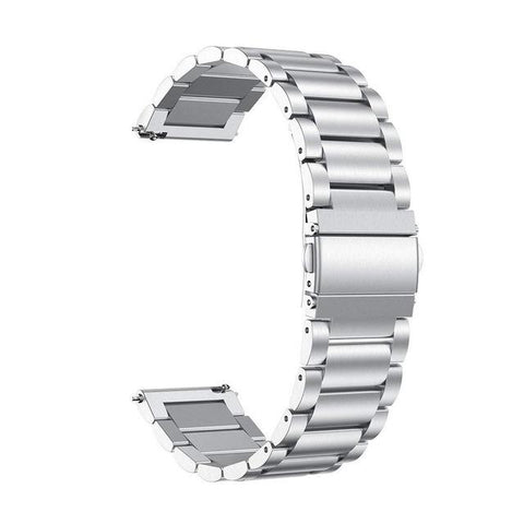 Garmin Vivomove HR Stainless Steel Band Strap - That Gadget UK
