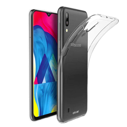 Samsung Galaxy M10 Case Clear Gel - That Gadget UK