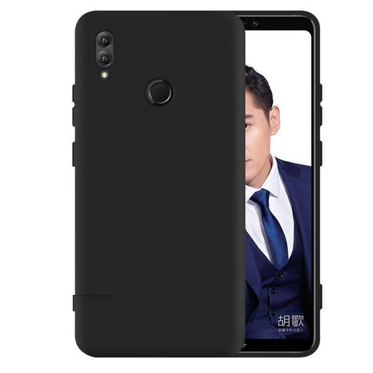 Huawei Honor Note 10 Case Soft Gel Matte Black - That Gadget UK