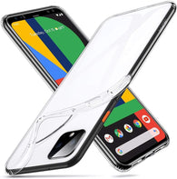 Google Pixel 4 Case Clear Gel