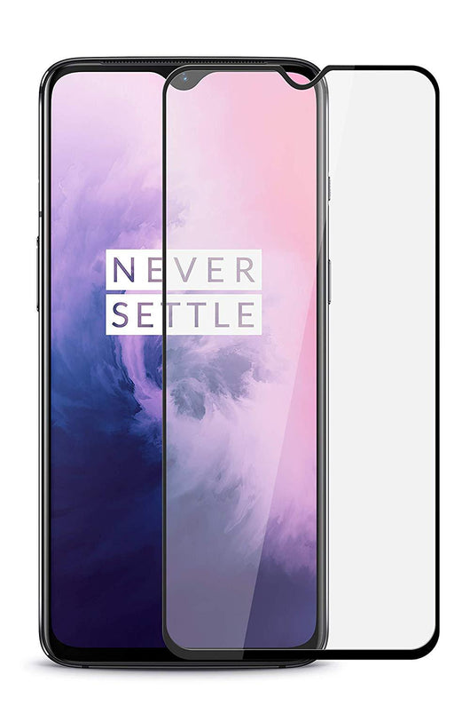 OnePlus 7 Tempered Glass Screen Protector Full Coverage