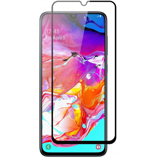 Samsung Galaxy A70 Tempered Glass Screen Protector Full Coverage - That Gadget UK