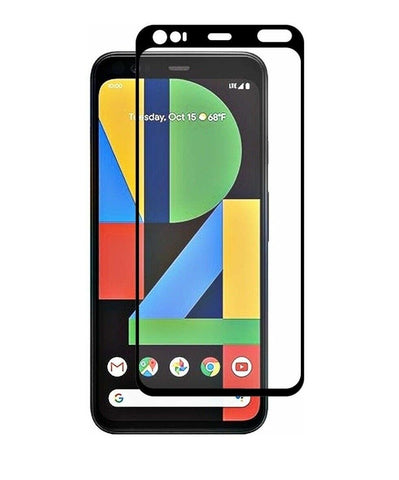 TGPro Google Pixel 4 Tempered Glass Screen Protector Full Coverage