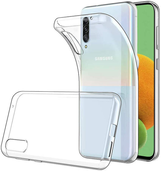 Samsung Galaxy A90 5G Case Clear Gel