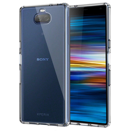 Sony Xperia 10 Plus Case Clear Gel
