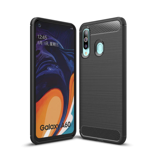 Samsung Galaxy A60 Carbon Fibre Black - That Gadget UK