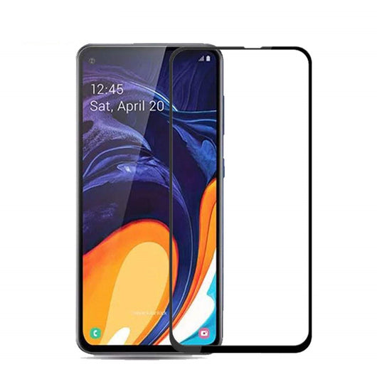Samsung Galaxy A60 Tempered Glass Screen Protector Full Coverage - That Gadget UK