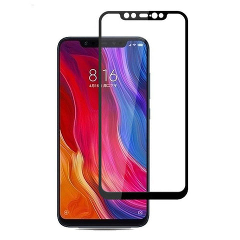 TGPro Xiaomi Mi 8 Pro Tempered Glass Screen Protector Full Coverage