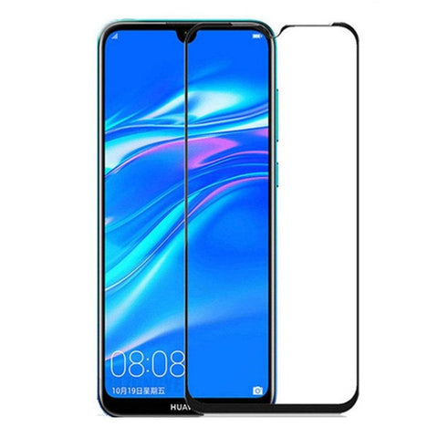 Huawei Y6 Pro (2019) Tempered Glass Screen Protector Full Coverage - That Gadget UK