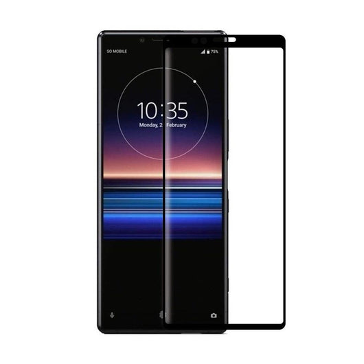 Sony Xperia 1 Tempered Glass Screen Protector Full Coverage