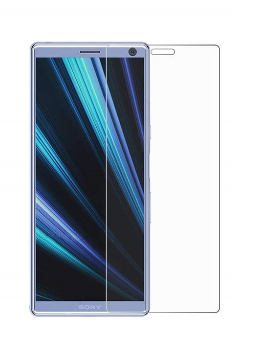 TGPro Sony Xperia 10 Tempered Glass Screen Protector Guard (Case Friendly)
