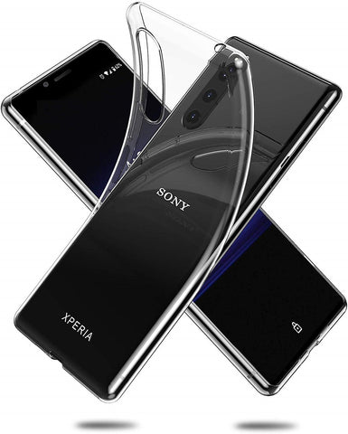 TGPro Sony Xperia 5 Case Clear Gel