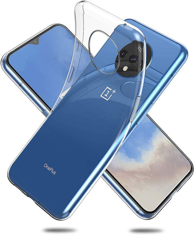 TGPro OnePlus 7T Case Clear Gel