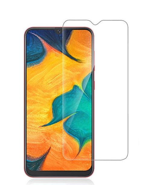 Samsung Galaxy A30 Tempered Glass Screen Protector Guard (Case Friendly) - That Gadget UK