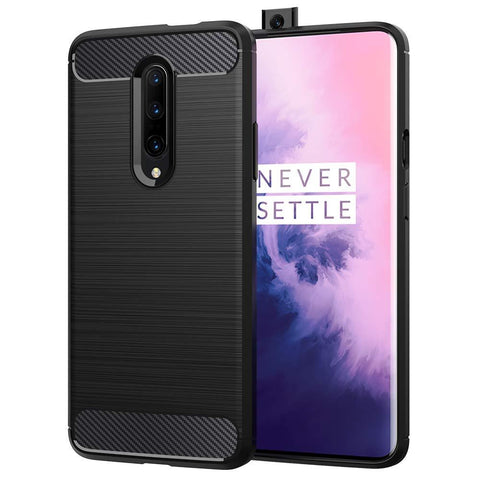 OnePlus 7 Pro Case Carbon Fibre Black - That Gadget UK