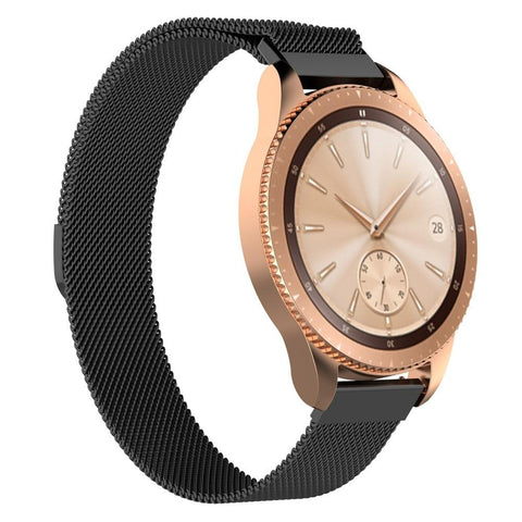 Garmin Vivomove HR Strap Milanese Loop Band - That Gadget UK