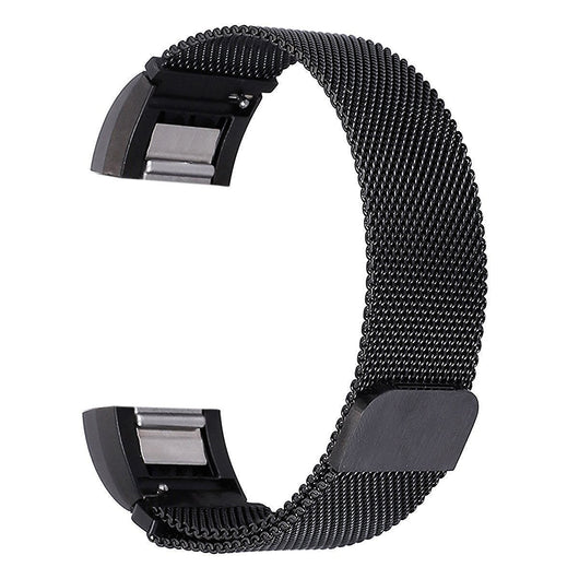 Fitbit Charge 2 Luxury Milanese Loop Band - That Gadget UK