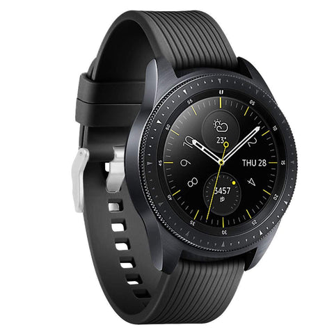 Samsung Galaxy Watch 46mm Silicone Strap Band