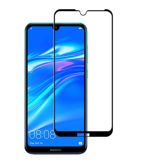 Huawei Y6 (2019) Tempered Glass Screen Protector Full Coverage - That Gadget UK