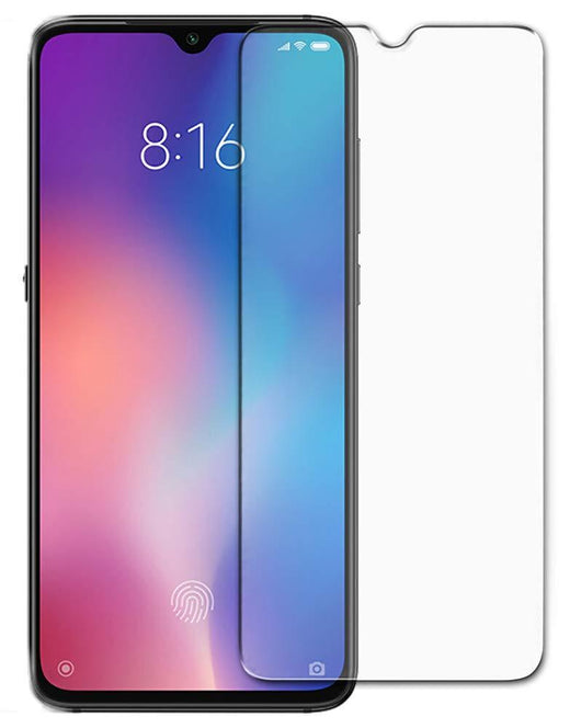 Xiaomi Mi 9 Tempered Glass Screen Protector Guard (Case Friendly)