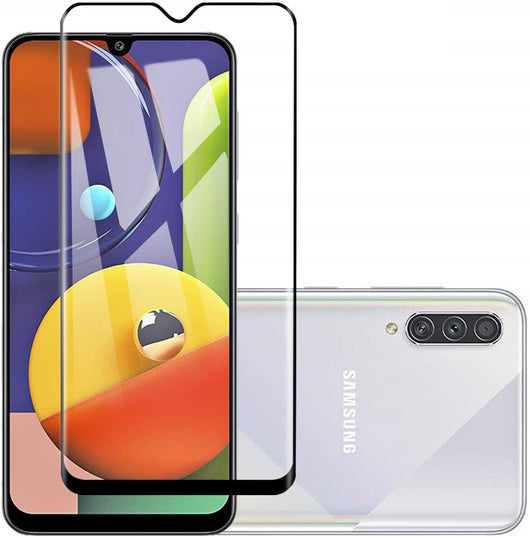 TGPro Samsung Galaxy A50s Tempered Glass Screen Protector Full Coverage