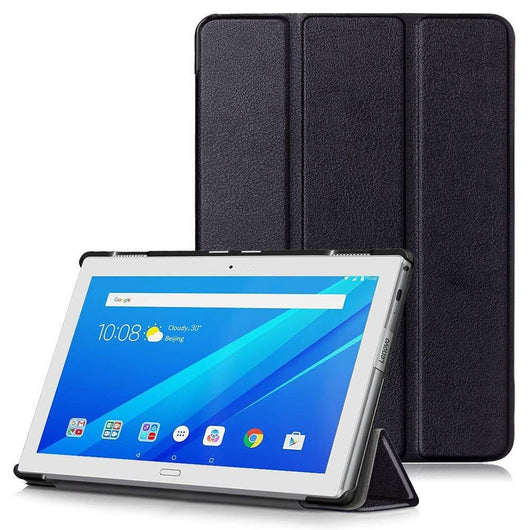 Lenovo Tab 4 10 Plus Case Smart Book - That Gadget UK