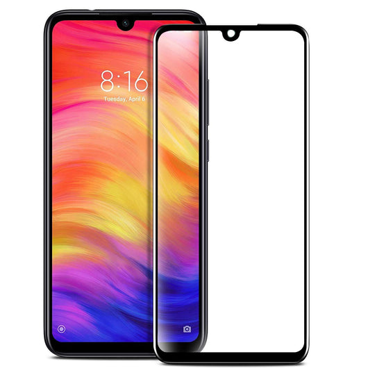 TGPro Xiaomi Redmi 7 Tempered Glass Screen Protector Full Coverage