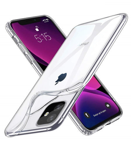 "TGPro Apple iPhone 11 (6.1"") Case Clear Gel"