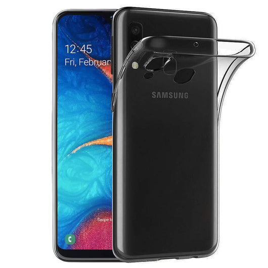Samsung Galaxy A20e Case Clear Gel - That Gadget UK