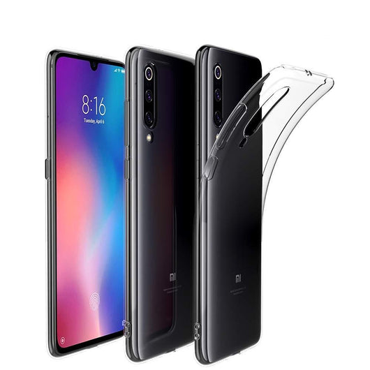 Xiaomi Mi 9 Case Clear Gel