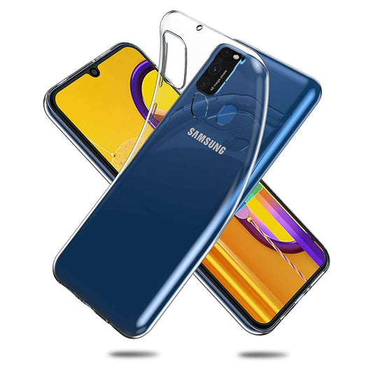 TGPro Samsung Galaxy M30s Case Clear Gel