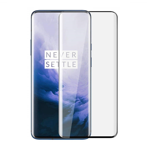 OnePlus 7 Pro Tempered Glass Screen Protector Full Coverage - That Gadget UK