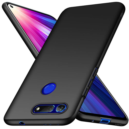 Honor View 20 Case Ultra Slim Matte Black - That Gadget UK