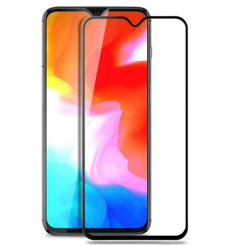 OnePlus 6T Tempered Glass Screen Protector Full Coverage - That Gadget UK