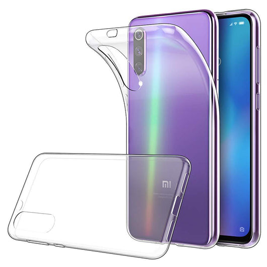 TGPro Xiaomi Mi 9 SE Case Clear Gel