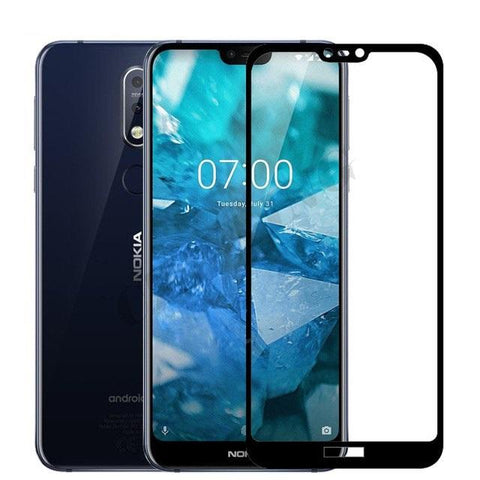 Nokia 7.1 Tempered Glass Screen Protector - That Gadget UK