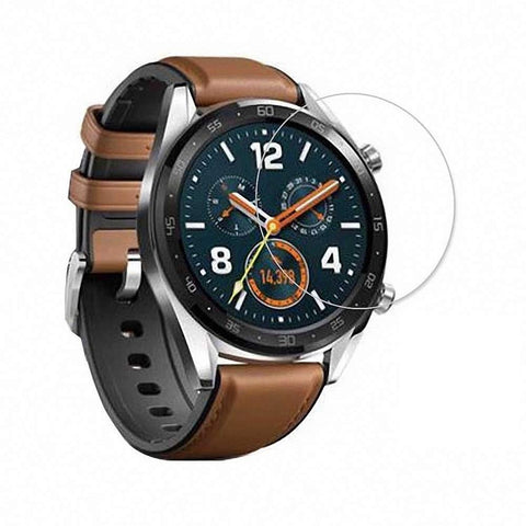 Huawei Watch GT Tempered Glass Screen Protector Guard - That Gadget UK