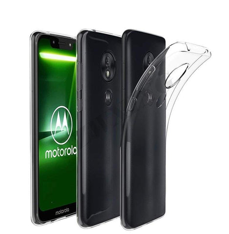 Motorola Moto G7 Power Case Clear Gel - That Gadget UK
