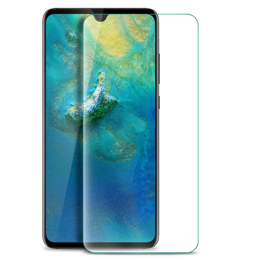 Huawei Mate 20 Tempered Glass Screen Protector Guard (Case Friendly) - That Gadget UK