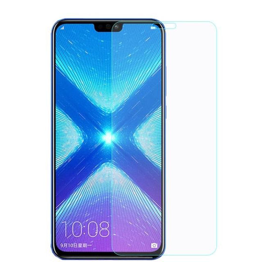 Huawei Honor 8X Tempered Glass Screen Protector Guard (Case Friendly) - That Gadget UK