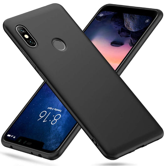 Xiaomi Redmi Note 6 Pro Ultra Slim Matte Black