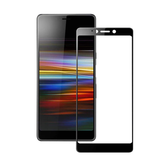 TGPro Sony Xperia L3 Tempered Glass Screen Protector Full Coverage