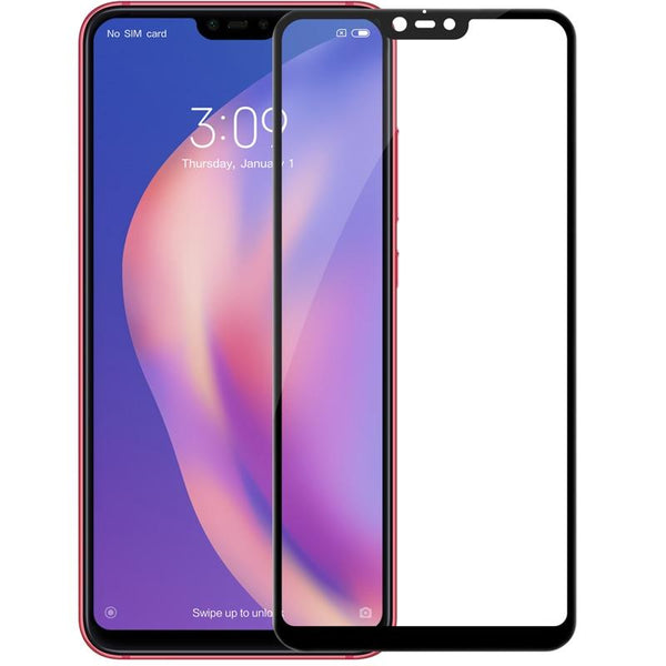 TGPro Xiaomi Mi 8 Lite Tempered Glass Screen Protector Full Coverage
