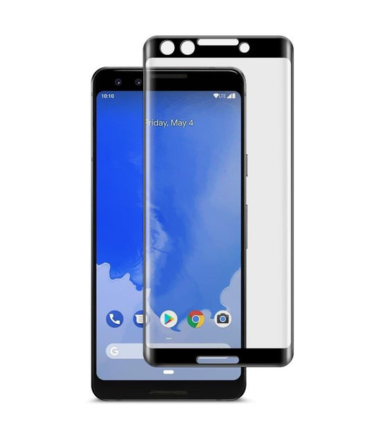 Google Pixel 3 Tempered Glass Screen Protector Full Coverage - That Gadget UK
