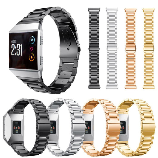 Fitbit Ionic Stainless Steel Band Strap - That Gadget UK