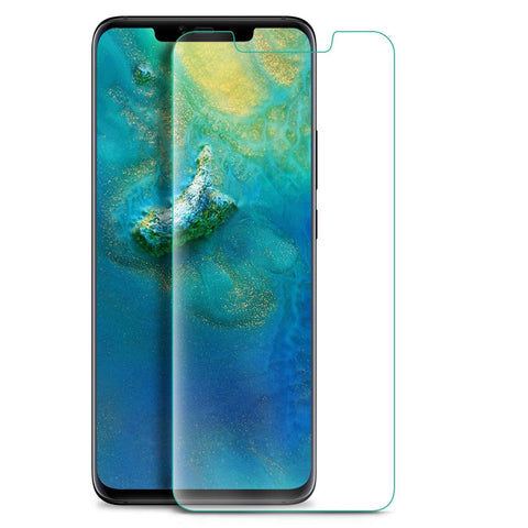Huawei Mate 20 Pro Tempered Glass Screen Protector Guard (Case Friendly) - That Gadget UK