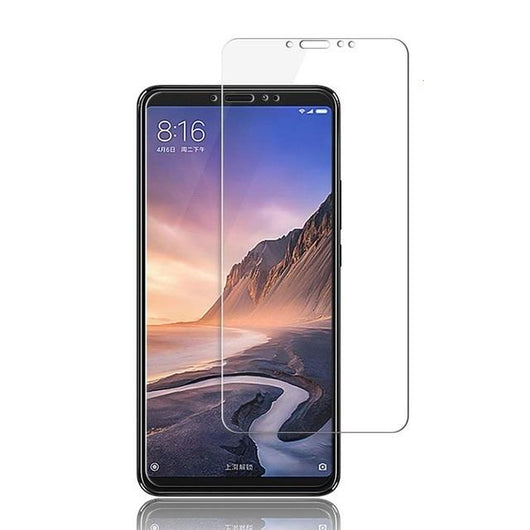 TGPro Xiaomi Mi Max 3 Tempered Glass Screen Protector (Case Friendly)