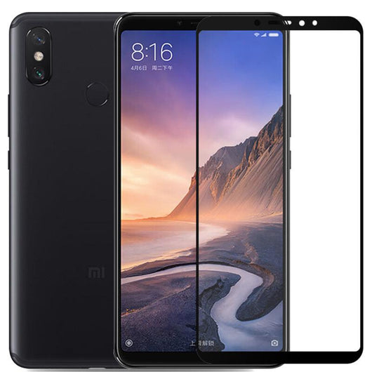 Xiaomi Mi Max 3 Tempered Glass Screen Protector Full Coverage