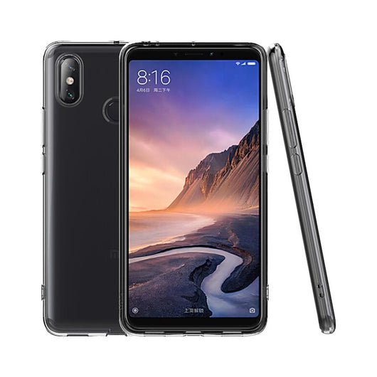 TGPro Xiaomi Mi Max 3 Case Clear Gel