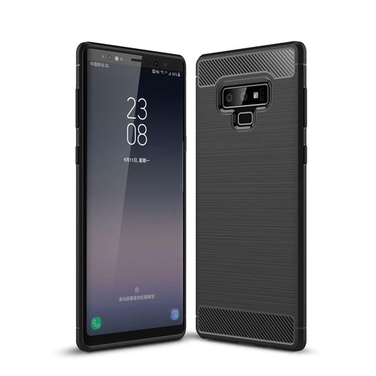 Samsung Galaxy Note 9 Case Carbon Fibre Black - That Gadget UK